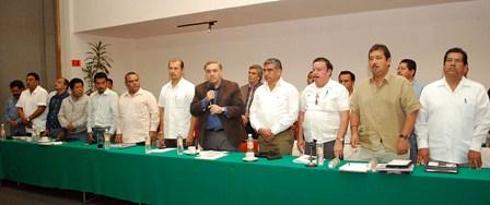 Oaxaca y Chiapas