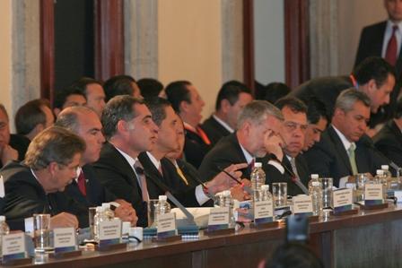 XXXI Sesión del Consejo Nacional de Seguridad Pública