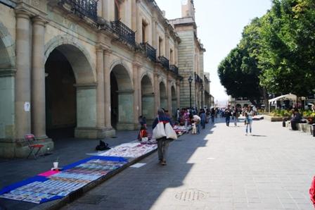 Palacio de gobierno de Oaxaca