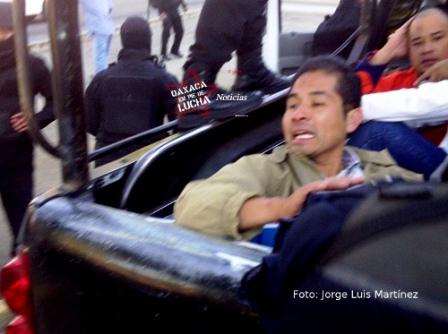 Detenido Agustín Hernández Monroy