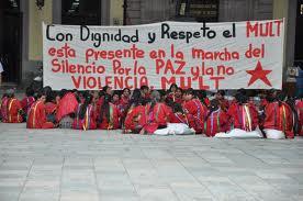 Sigue baño de sangre en la etnia triqui de Oaxaca, mata a otro activista