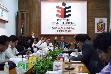 Insituto Estatal Electoral