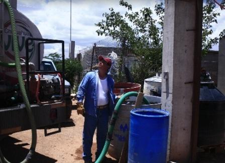 Exhortan a ahorrar agua