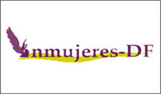 Logo Instituto de la Mujer DF