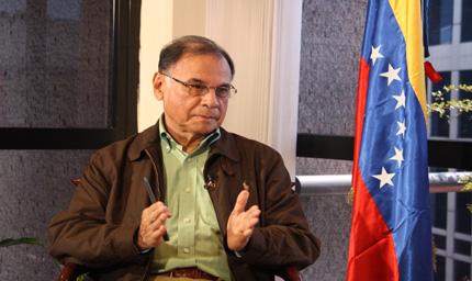 secretario general del referido organismo regional, Alí Rodríguez Araque.