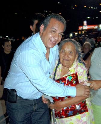Gerardo García Henestrosa, presidente municipal del Puerto de Salina Cruz