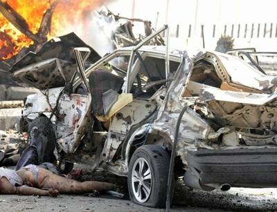 Atentados en Siria este fin de semana dejan al menos 40 muertos y 89 heridos. (Foto: Nuevo diario)