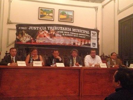 El foro es organizado por el Ayuntamiento y la UABJO