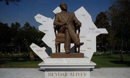 Ex Presidente de Azerbaiyán
