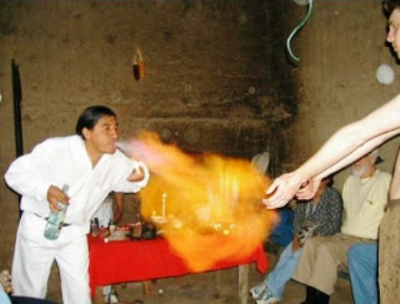 Oaxaca PGJEO brujos  fraude