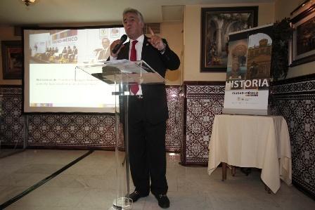Secretario de Turismo y Director General del Instituto de Promoción Turística del GDF