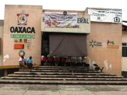 Oaxaca Hospital-General-Tuxtepec