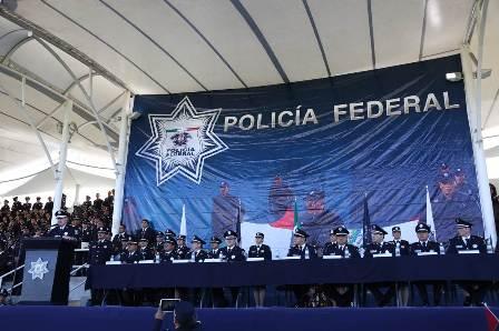 Policía Federal trabajará para convertirse en una de las mejores del mundo: MMYK