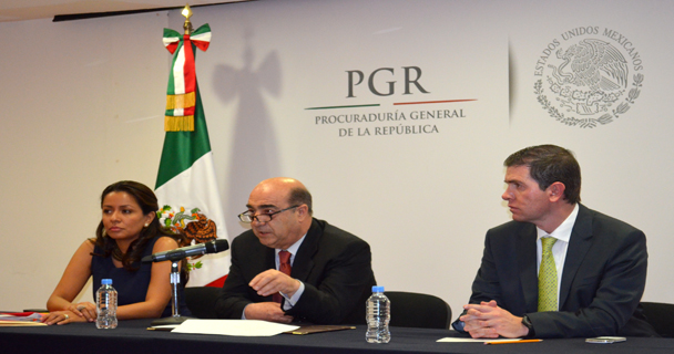 PGR Conferencia de prensa