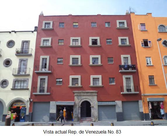 """Programa """"restauración de fachadas con patrocinio"""""""
