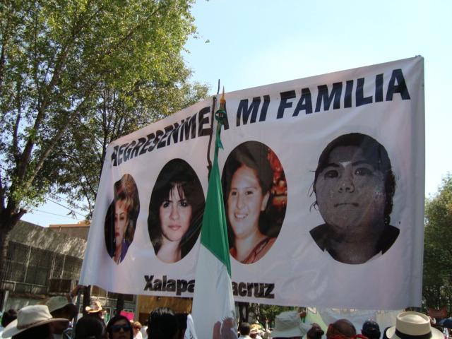 MPJD: Sin justicia nunca habrá paz