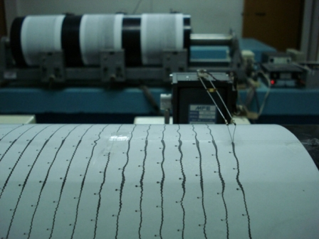 Se registra sismo de 5.6 grados Richter