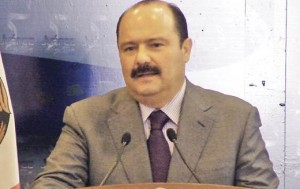 César Duarte, gbernador de Chihuahua