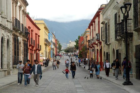 Avanzan preparativos para el XII Congreso Mundial de Ciudades Patrimonio, a celebrarse en Oaxaca de Juárez