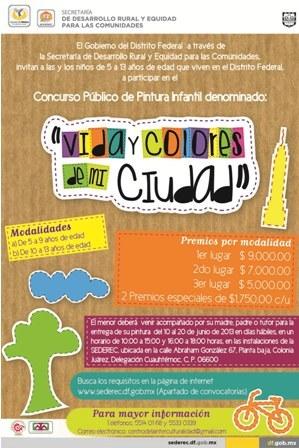 """""""Vida y colores de mi ciudad"""""""