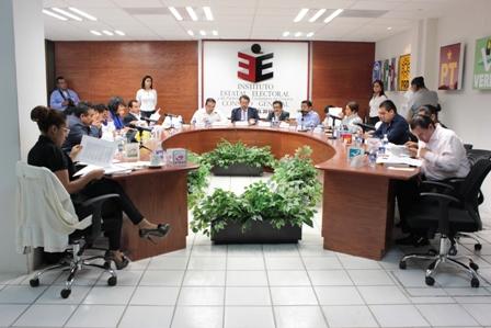 Instituto Estatal Electoral y de Participación Ciudadana de Oaxaca