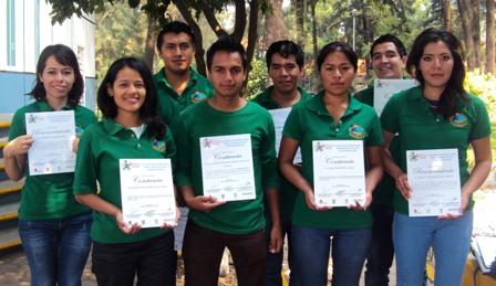 Ganadores del concurso ANFECA