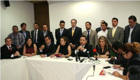 16 jefes delegacionales