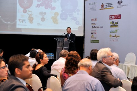 Secretario general de ICLEI-Gobiernos Locales por la Sustentabilidad