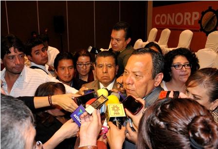 Presidente nacional del PRD