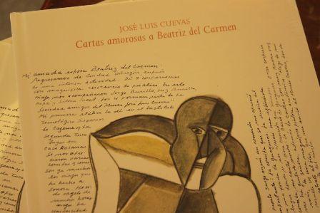 """""""Cartas amorosas a Beatriz del Carmen"""""""