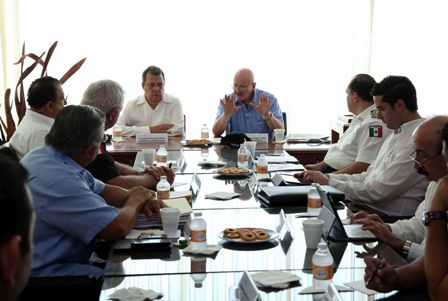 Analizan seguridad para Acapulco