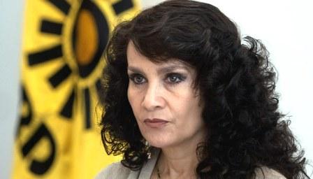 Vicecoordinadora del Grupo Parlamentario del PRD en el Senado