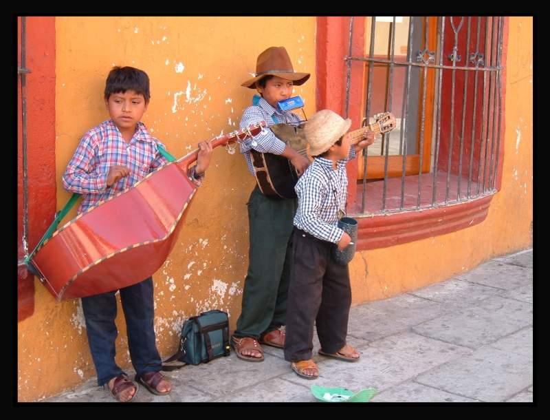 Niños Oaxaca