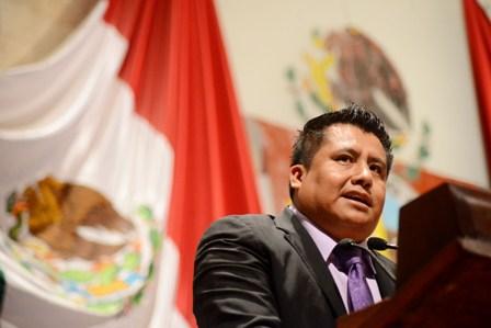 Jefté Méndez Hernández, del Partido Nueva Alianza (Panal)