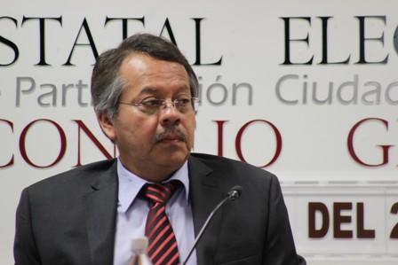 Presidente consejero del IEEPCO