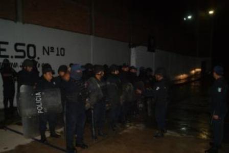 Penal de Santa Catarina Juquila