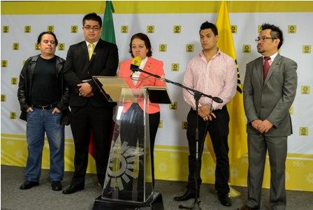 Secretaria de Acción Política Electoral del PRD