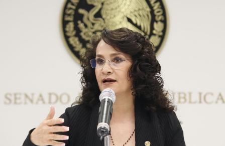 Vicecoordinadora del Grupo Parlamentario del PRD