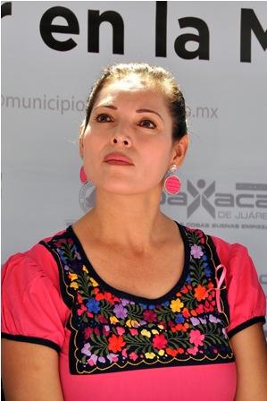 Presidenta honoraria del DIF Municipal Oaxaca