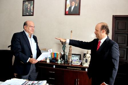Nuevo secretario municipal de Desarrollo Económico