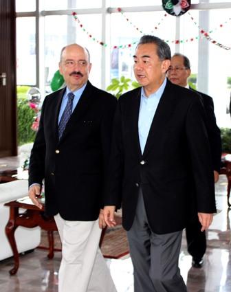 Ministro de Relaciones Exteriores de la República Popular China