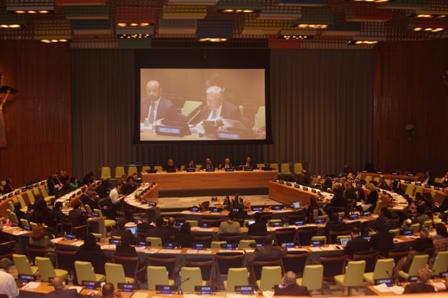 Estados miembros de la ONU
