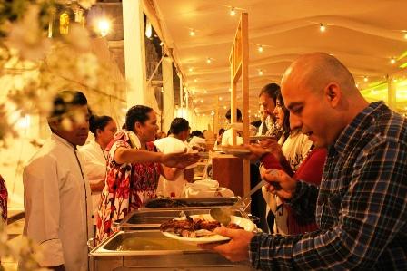 """Inicia sexta edición del Festival Gastronómico """"El Saber del Sabor 2014"""", en Oaxaca"""