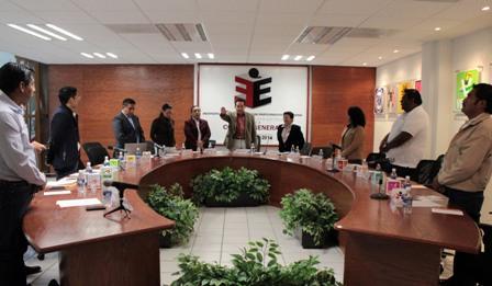 Preside Comisión Permanente de Partidos Políticos y Participación Ciudadana