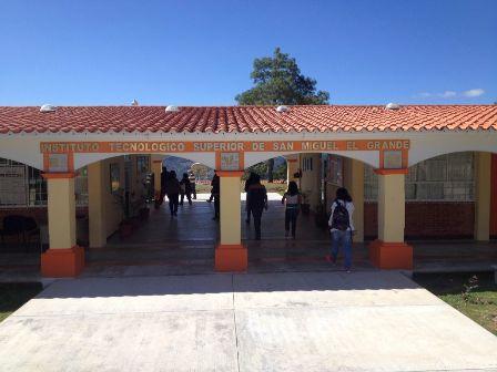 Instituto Tecnológico Superior de San Miguel El Grande