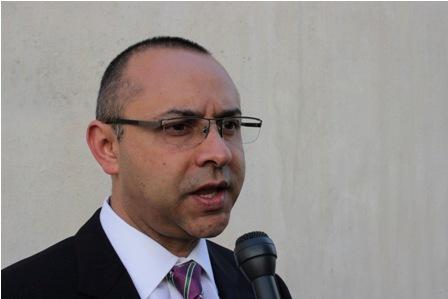 Consejero presidente del órgano electoral