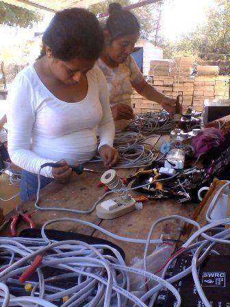 Estudiantes de la UTVCO
