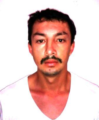 Presunto delincuente colombiano detenido