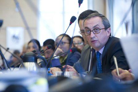 Subsecretario para Asuntos Multilaterales y Derechos Humanos de la cancillería