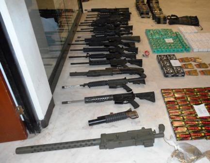 Pretenden inhibir la portación ilegal de armas